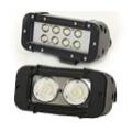 LED BAR SPOT-dálkové / FLOOD-rozptylné světlomety