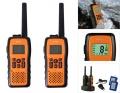 INTEK T100WP - vodotěsné a plovoucí vysílačky
